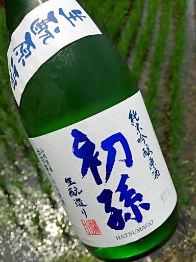 初孫 純米吟醸原酒 出羽燦燦
