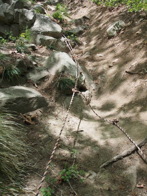 ガイドロープ