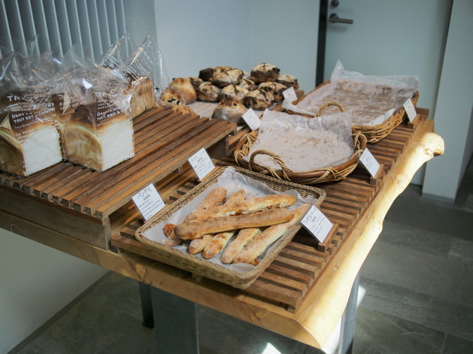 Rippleのパン