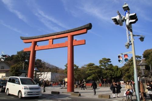 2月の鎌倉散歩13