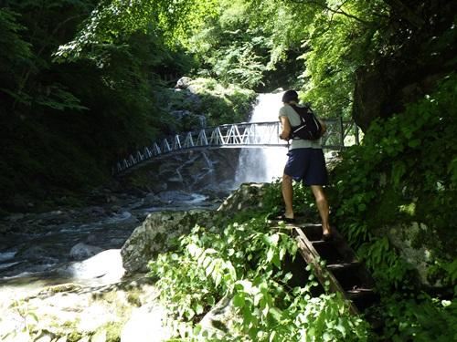 精進ヶ滝9