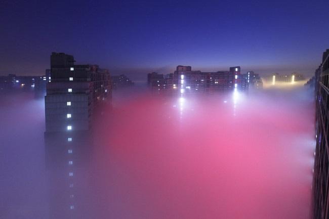 中国の大気汚染の様子2