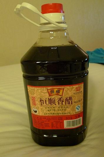 20150424黒酢3升ペット