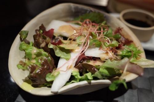 季節野菜サラダ