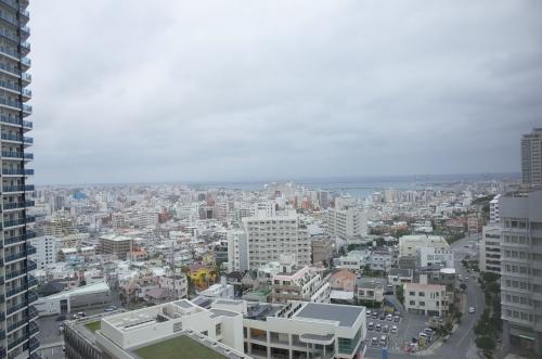 窓からの景色(昼)