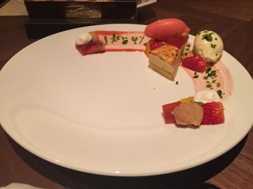 "Grand Dessert 胸いっぱいに詰まった・・・""苺"" ""ブラッドオレンジ"""