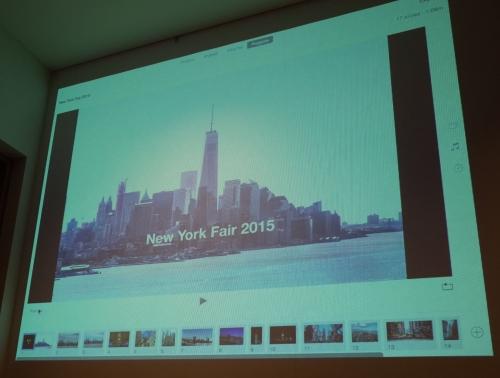 NEW YORK FAIR 2015