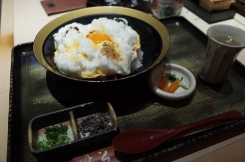 雪の桜島セット