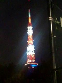 20140808東京タワー