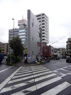 20140830ラーメン二郎三田本店(その1)