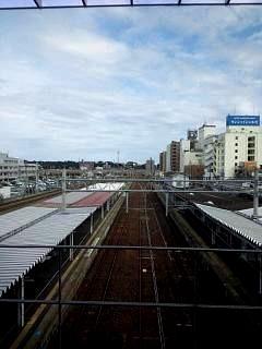 20140917いわき駅(その1)