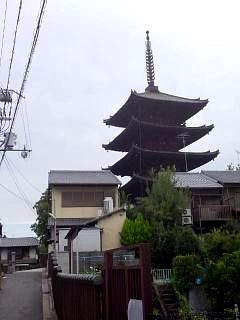 20140919八坂の塔(その1)