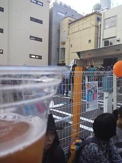 20141012女神祭(その1)