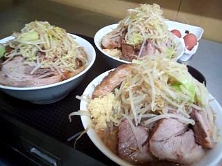 20141018ラーメン二郎会津若松店(その8)