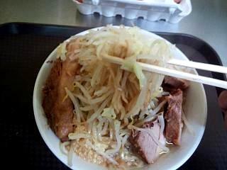20141018ラーメン二郎会津若松店(その11)