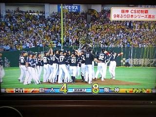 20141018タイガース優勝(その1)