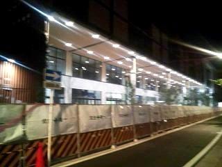 20141024モール工事(その2)