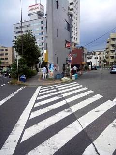 20141108ラーメン二郎三田本店(その1)
