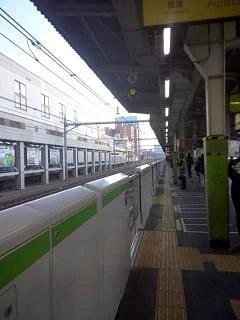 20141116高田馬場駅