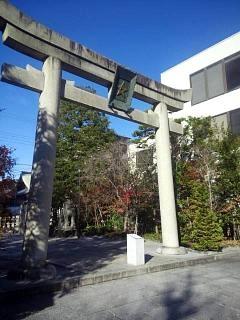 20141226清明神社(その1)