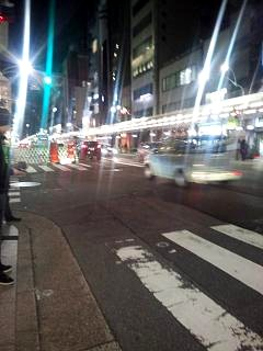 20141226夜の四条(その2)