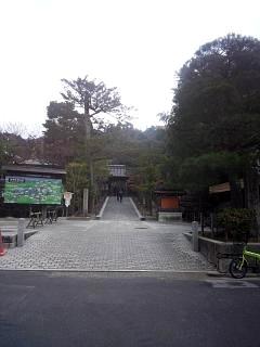 20141227銀閣寺(その2)
