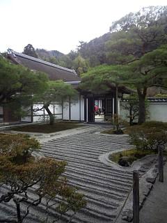 20141227銀閣寺(その5)