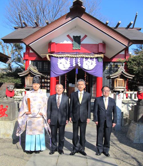 2015氷川神社