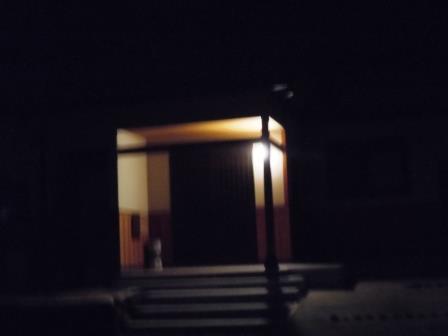 玄関の灯り1(2015-02-03)