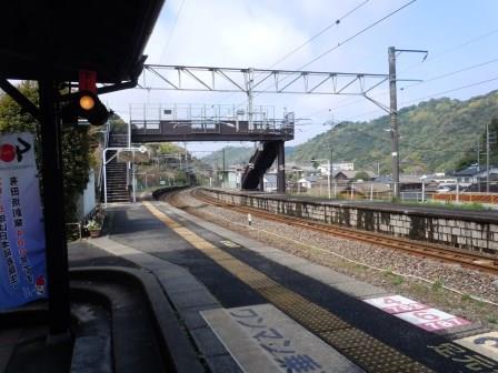 上有田駅5(2015-04-05)