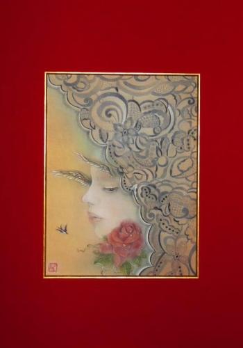 いとおしき薔薇・ナイチンゲールと赤い薔薇より