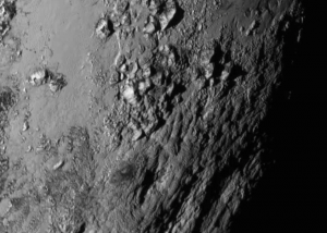 Pluto flyby 20150714