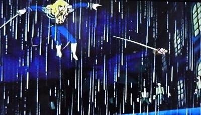 オスカルの跳躍力と並ぶのはサン・ジュストくらい