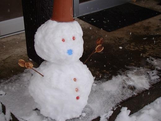 雪だるま佐野