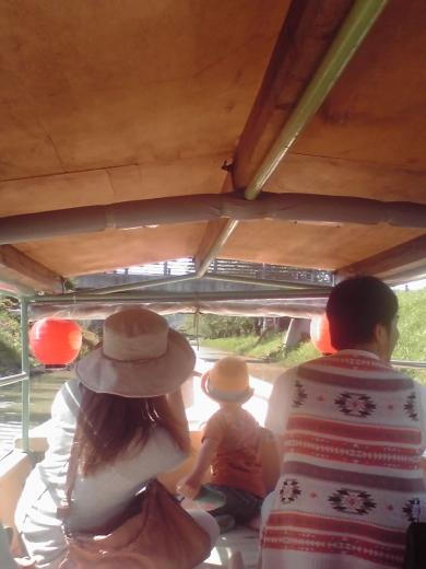 船中の乗客