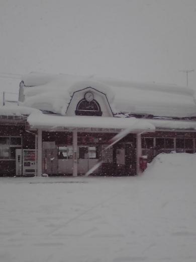 JR黒姫駅