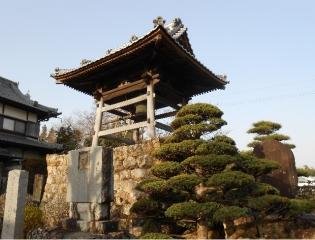 34種間寺-鐘