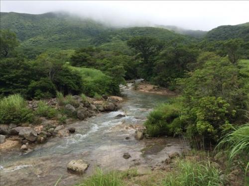 坊がつる 鳴子川1
