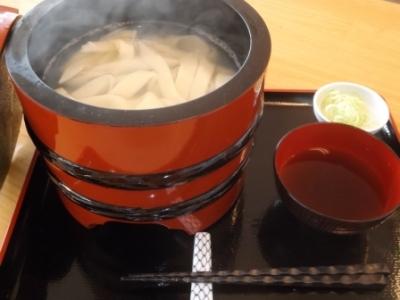 釜揚げうどん (1)