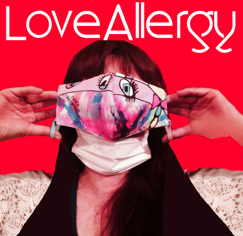 LOVE ALLERGY MASKが BeautiKさん(ラフォーレ原宿・・・