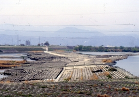 吉野川の第十堰