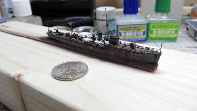 19号型掃海艇 平島型敷設艇 空中...