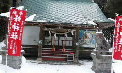 蜂神社20150103-02