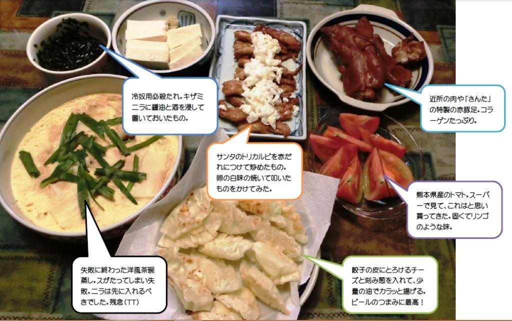 5月4日の食卓LT