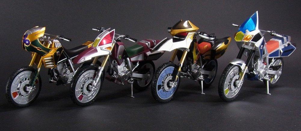 4大バイク