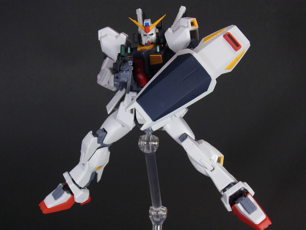 EXVSFB ガンダムMK-Ⅱ(エル搭乗)