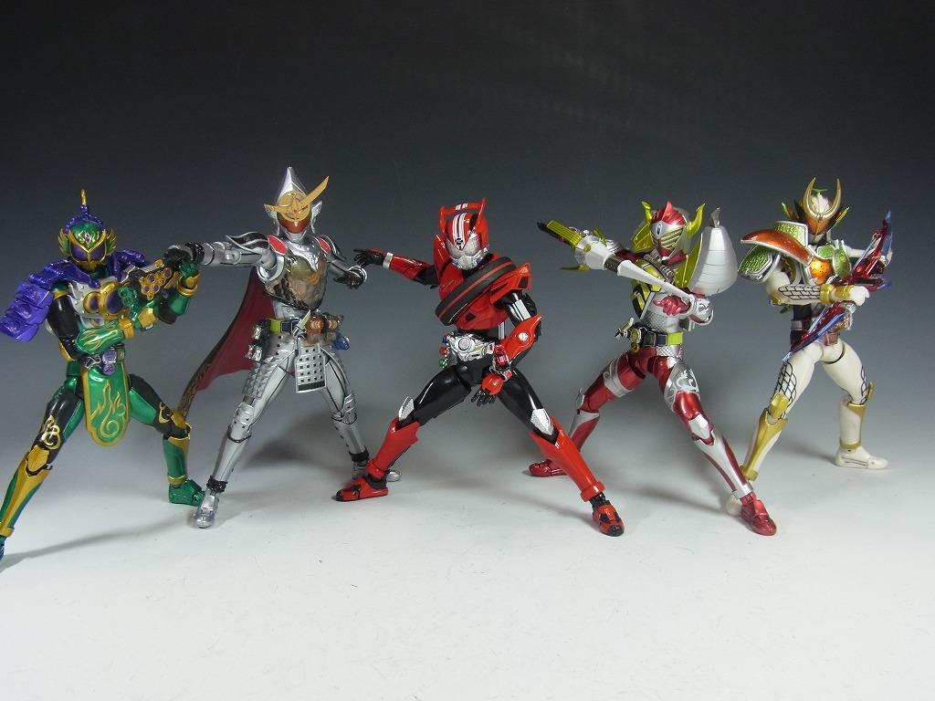 鎧武戦隊シュニンジャー