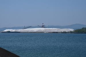三ツ子島の写真のアップ
