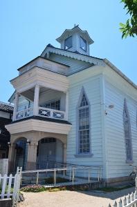 高梁キリスト教会堂