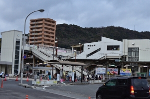 JR西日本 海田市駅